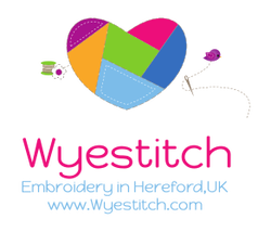 Wyestitch- Embroidery and T-shirt printing in Hereford, UK